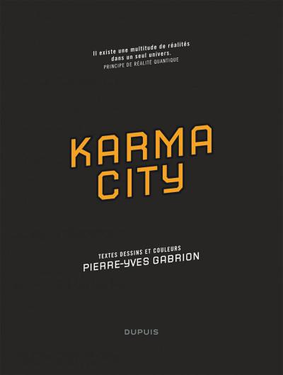 Page 2 Karma City tome 1