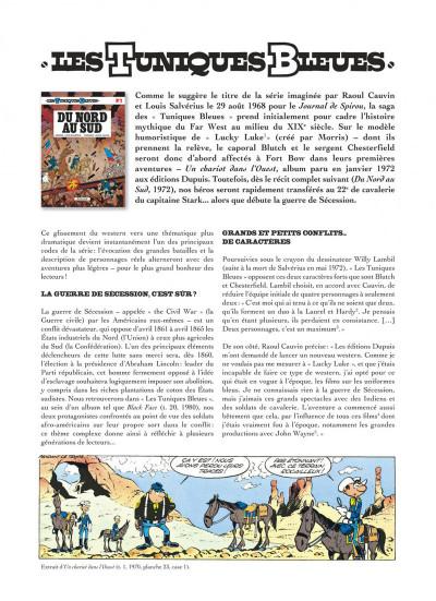 Page 4 Les tuniques bleues présentent tome 1