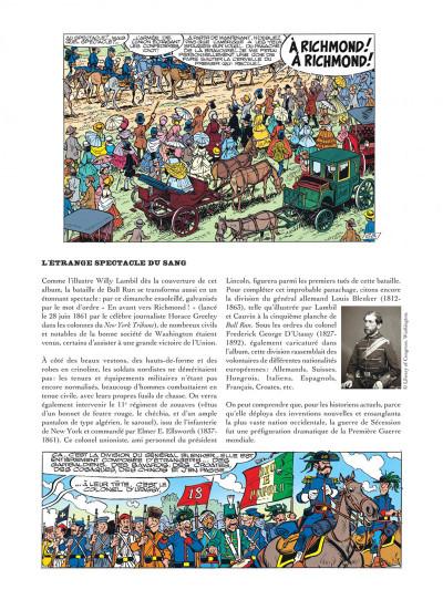 Page 8 Les tuniques bleues présentent tome 1