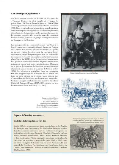 Page 5 Les tuniques bleues présentent tome 2 - les chevaux dans l'armée
