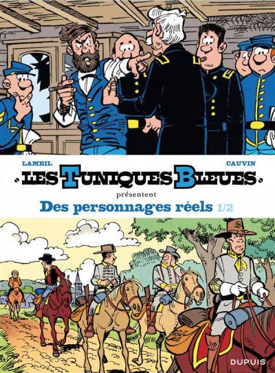 Couverture Les tuniques bleues présentent tome 3