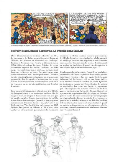 Page 6 Les tuniques bleues présentent tome 3