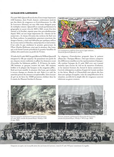 Page 7 Les tuniques bleues présentent tome 3