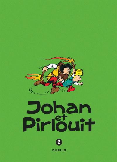 Page 3 Johan et Pirlouit intégrale tome 2