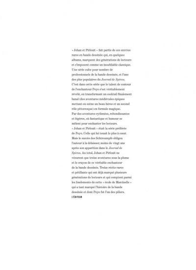 Page 4 Johan et Pirlouit intégrale tome 2