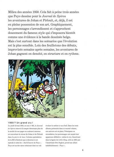 Page 5 Johan et Pirlouit intégrale tome 2