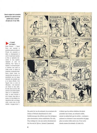 Page 6 Johan et Pirlouit intégrale tome 2
