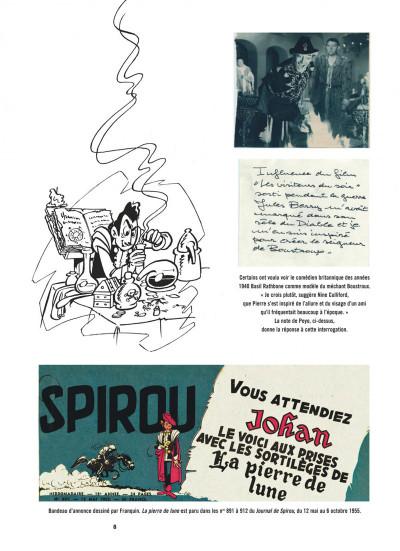 Page 8 Johan et Pirlouit intégrale tome 2
