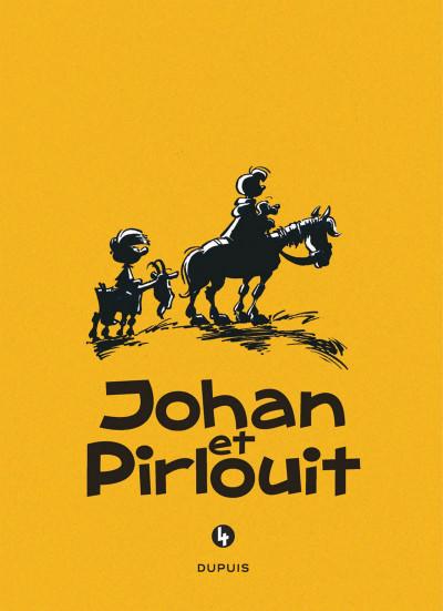 Page 3 Johan et Pirlouit intégrale tome 4