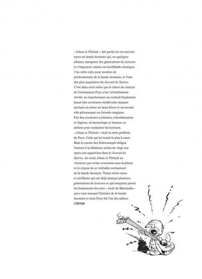 Page 4 Johan et Pirlouit intégrale tome 4