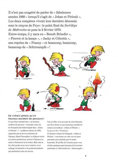 Page 5 Johan et Pirlouit intégrale tome 4
