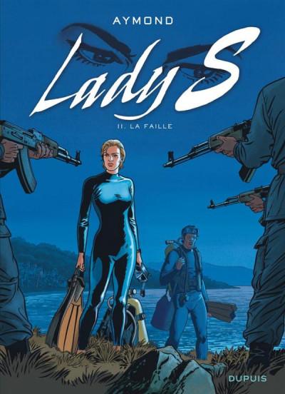 image de Lady S tome 11 - La faille