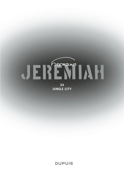 Page 1 Jeremiah tome 34