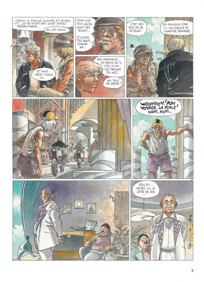 Page 5 Jeremiah tome 34