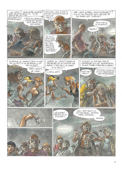 Page 7 Jeremiah tome 34
