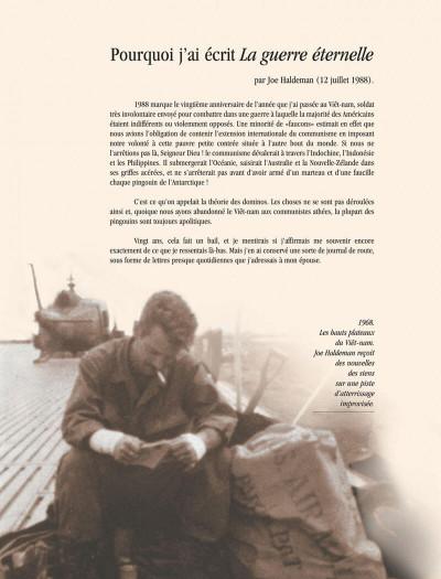 Page 5 La guerre éternelle - Intégrale