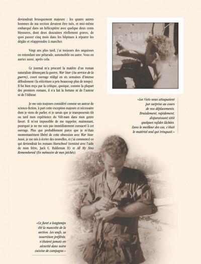 Page 7 La guerre éternelle - Intégrale