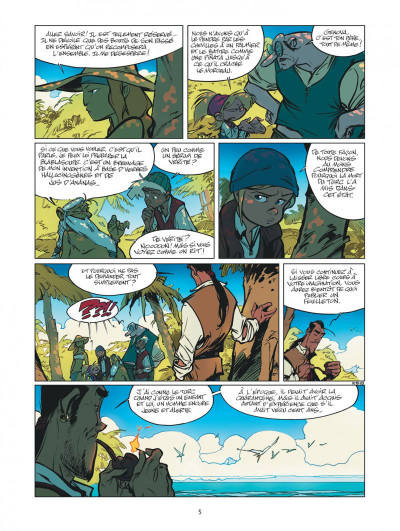 Page 5 Les Campbell tome 4