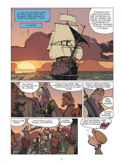 Page 6 Les Campbell tome 4