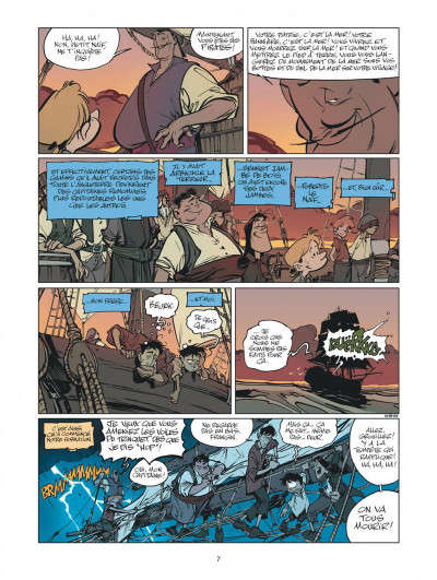 Page 7 Les Campbell tome 4