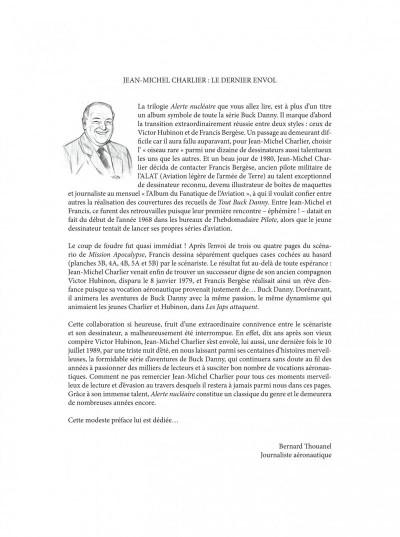 Page 3 Buck Danny intégrale - Alerte nucléaire (noir et blanc)