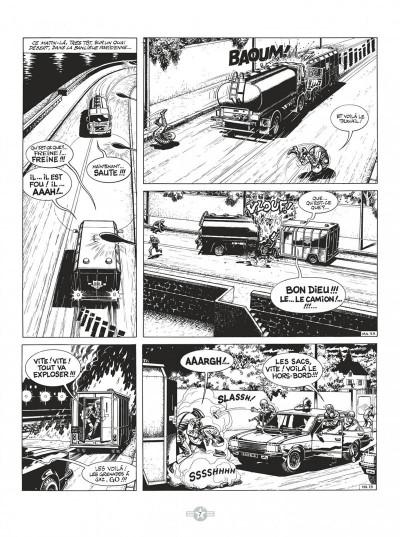 Page 7 Buck Danny intégrale - Alerte nucléaire (noir et blanc)