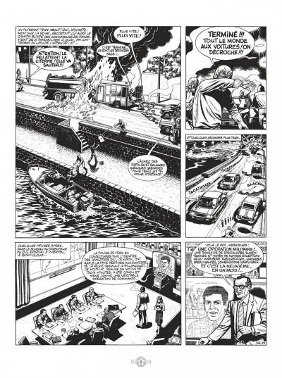 Page 8 Buck Danny intégrale - Alerte nucléaire (noir et blanc)