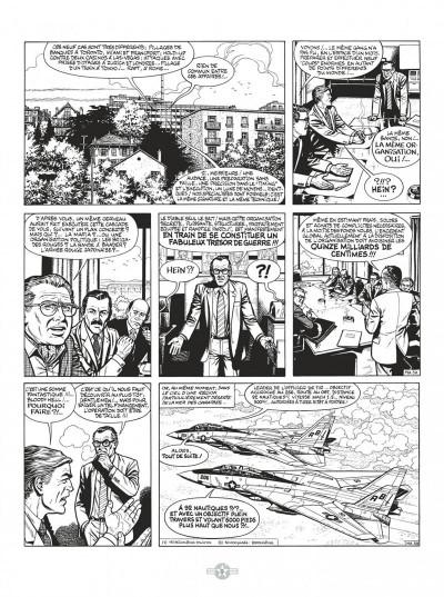Page 9 Buck Danny intégrale - Alerte nucléaire (noir et blanc)