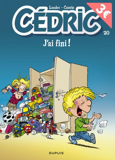 Page 3 Cédric tome 20 - Lire en short