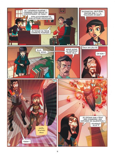 Page 4 Magic 7 tome 2