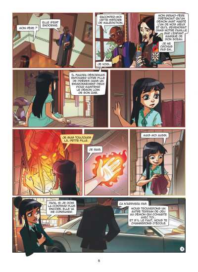 Page 5 Magic 7 tome 2