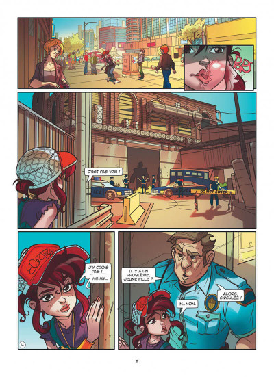 Page 6 Magic 7 tome 2
