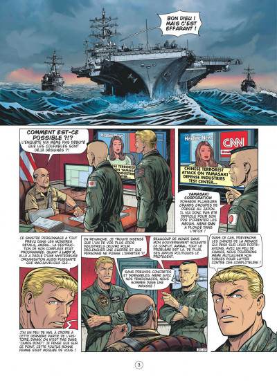 Page 3 Buck Danny tome 55