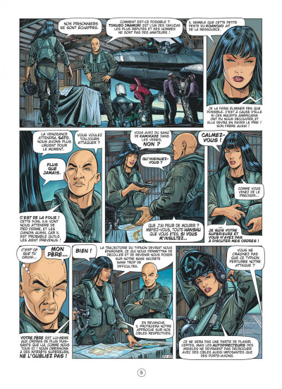 Page 5 Buck Danny tome 55