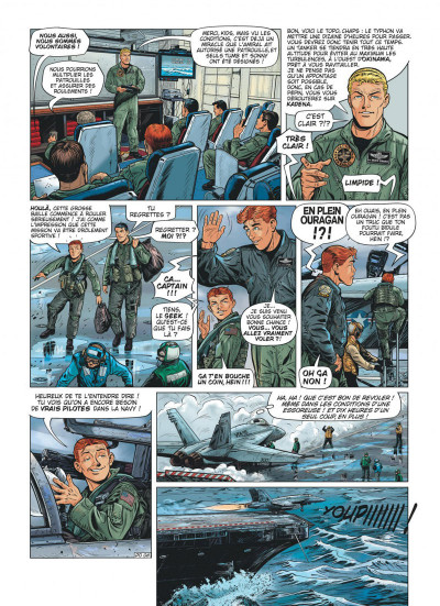 Page 8 Buck Danny tome 55