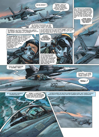 Page 9 Buck Danny tome 55