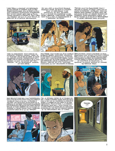 Page 3 Largo Winch tome 20