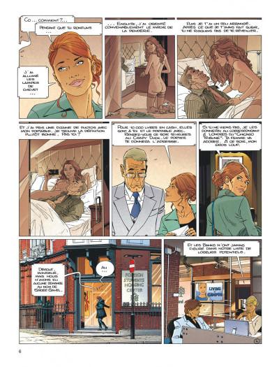 Page 6 Largo Winch tome 20