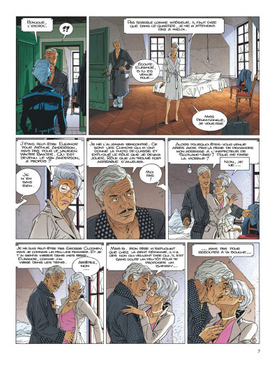 Page 7 Largo Winch tome 20