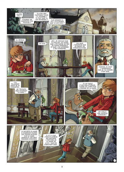 Page 3 Magic 7 tome 4
