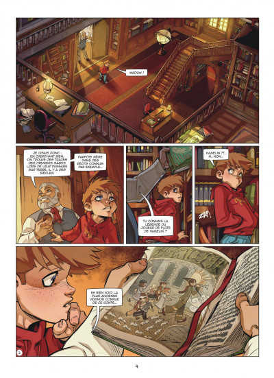Page 4 Magic 7 tome 4