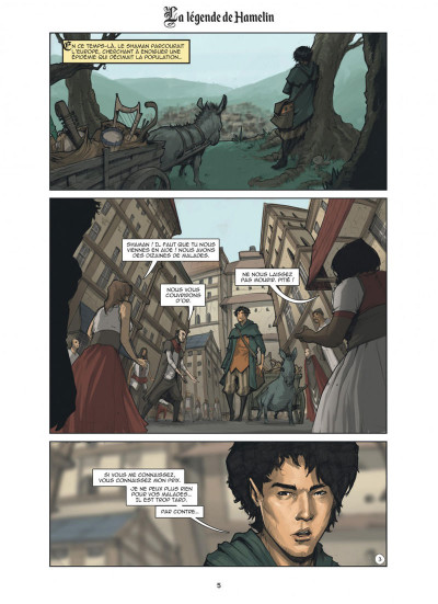 Page 5 Magic 7 tome 4