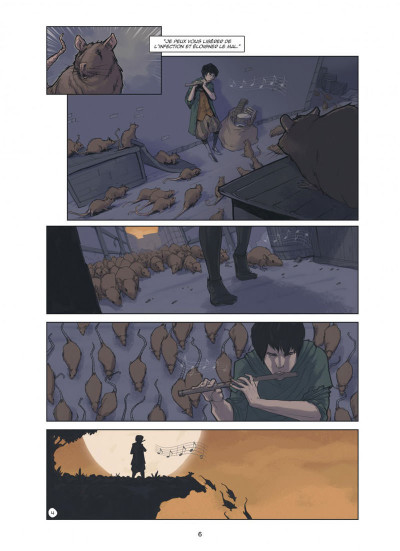 Page 6 Magic 7 tome 4