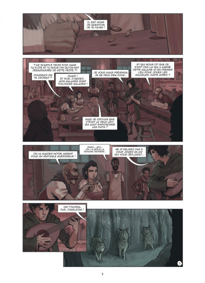 Page 7 Magic 7 tome 4