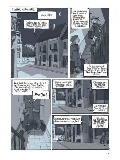 Page 5 Spirou et Fantasio vu par... tome 9 - Fantasio se marie + ex-libris offert