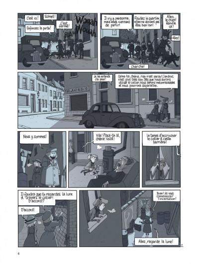 Page 6 Spirou et Fantasio vu par... tome 9 - Fantasio se marie + ex-libris offert
