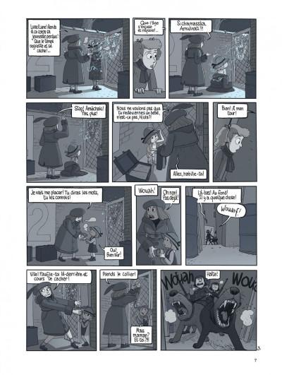 Page 7 Spirou et Fantasio vu par... tome 9 - Fantasio se marie + ex-libris offert