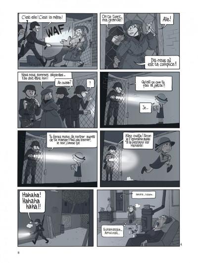 Page 8 Spirou et Fantasio vu par... tome 9 - Fantasio se marie + ex-libris offert