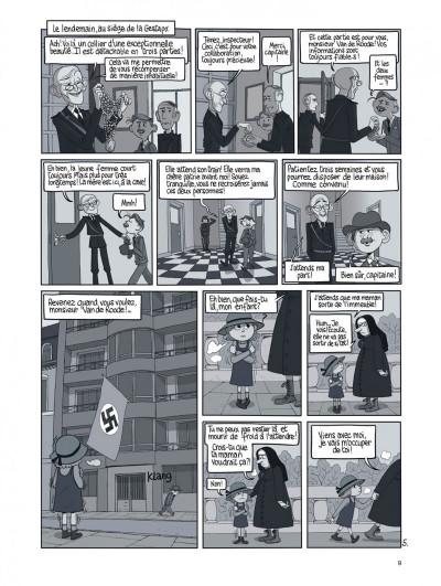 Page 9 Spirou et Fantasio vu par... tome 9 - Fantasio se marie + ex-libris offert