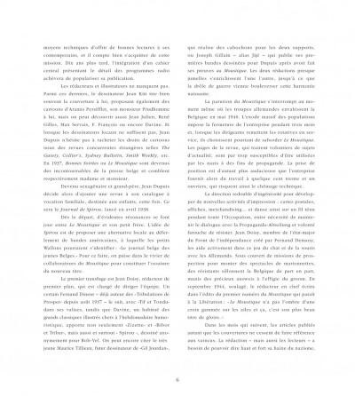 Page 6 200 couvertures inédites pour le journal le Moustique